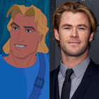 John Smith, Chris Hemsworth
