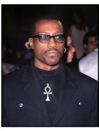 "Wesley Snipes at ""Blade"" Premiere."