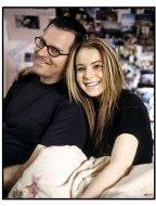 """""""Freaky Friday"""" Movie Still: Mark Waters and Lindsay Lohan"""
