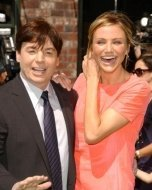 Mike Myers and Cameron Diaz