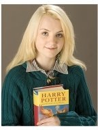 Evanna Lynch as Luna Lovegood in Warner Bros. Pictures' 'Harry Potter and the Order of the Phoenix'