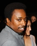 Eddie Griffin and friend