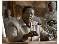 The Last King of Scotland Movie Stills: Forest Whitaker