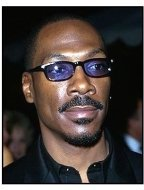 "Bowfinger Premiere: Eddie Murphy at the ""Bowfinger"" Premiere"