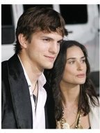 Guess Who Premiere: Ashton Kutcher and Demi Moore
