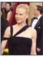 Academy Awards 2003 Arrivals: Nicole Kidman
