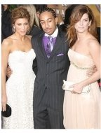 "2006 SAG Awards Red Carpet: Jennifer Esposito, Chris ""Ludacris"" Bridges and Sandra Bullock"