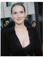 "Winona Ryder at ""The Manchurian Candidate"" premiere"