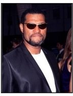 """Laurence Fishburne at the """"Event Horizon"""" Premiere"""