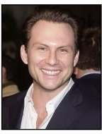 """Christian Slater at """"The L Word"""" Premiere Screening"""