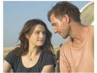 The Constant Gardener Movie Still: Rachel Weisz and Ralph Fiennes