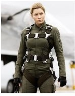 Stealth Movie Stills: Jessica Biel