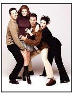 """Will & Grace TV Still: The Cast of """"Will & Grace"""""""