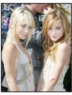 """Mary-Kate and Ashley Olsen at the """"NY Minute"""" Premiere"""
