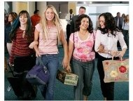 The Sisterhood of the Traveling Pants Movie Stills: Amber Tamblyn, Blake Lively, America Ferrera and Alexis Bledel