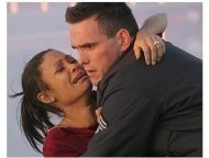 Crash Movie Stills: Thandie Newton and Matt Dillon