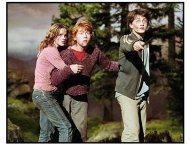 """Harry Potter and the Prisoner of Azkaban"" Movie Stills: Emma Watson, Daniel Radcliffe and Rupert Grint"