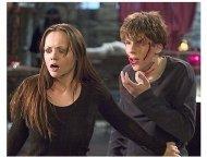 Cursed Movie Stills: Christina Ricci and Jesse Eisenberg