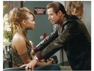 Be Cool Movie Stills: Christina Milian and John Travolta
