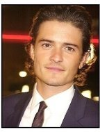 "Orlando Bloom at ""The Lord of the Rings: Return of the King"" Premiere"