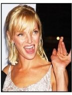 "Uma Thurman at the ""Kill Bill Vol. 1"" premiere"