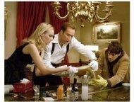 National Treasure Movie Still: Diane Kruger, Nicolas Cage and Justin Bartha