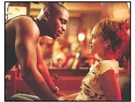 """Honey"" Movie Still: Mekhi Phifer and Jessica Alba"