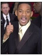 Will Smith at the 2002 Academy Awards