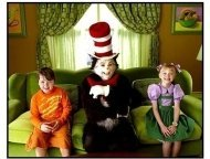 Dr. Seuss' The Cat in the Hat - movie still: Mike Myers in Dr. Seuss' The Cat in the Hat