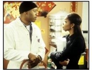 """""""Deliver Us from Eva"""" movie still"""" LL Cool J and Gabrielle Union"""