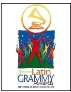 2002 Latin Grammy Awards Logo