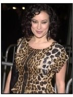 Jennifer Tilly at the Panic Room premiere