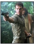 Planet of the Apes movie still: Mark Wahlberg