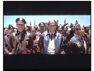 Pearl Harbor movie still: Josh Hartnett, Ben Affleck and Greg Zola
