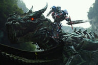 'Transformers: Age of Extinction' Big Game Commercial