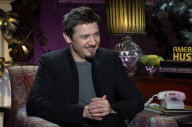 'American Hustle' Jeremy Renner Interview