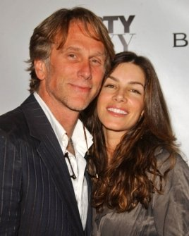 Peter Horton and wife Nicole
