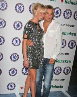 Kimberly Stewart and Sean Stewart