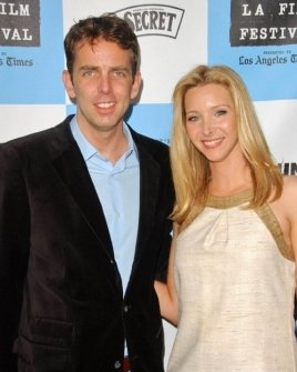 Scott Prendergast and Lisa Kudrow
