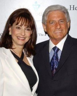 Barbara Firestone and Gary Carmona