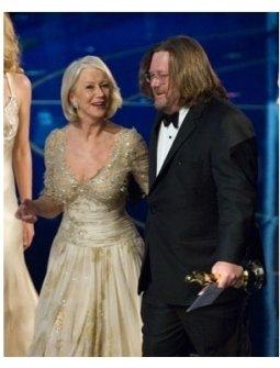 79th Annual Academy Awards Show Photos: Helen Mirren and William Monahan