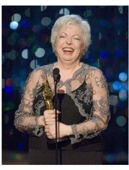 79th Annual Academy Awards Show Photos: Thelma Schoonmaker