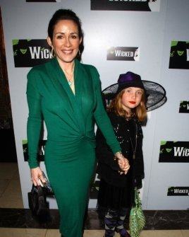 Patricia Heaton and guest