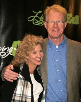 Nancy Allen and Ed Begley Jr.