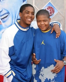 Christopher Massey and Kyle Massey