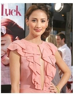Just My Luck Premiere Photos:  Bree Turner