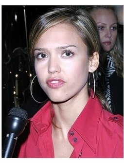 Women in Film Luncheon:  Jessica Alba
