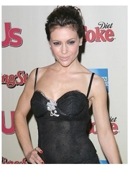 US Rolling Stone After Oscars Party Photos: Alyssa Milano