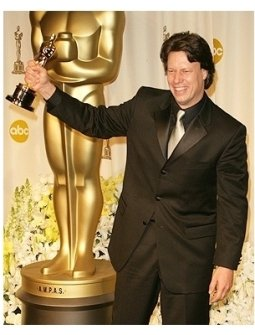 78th Annual Academy Awards Press Room Photos:  Gavin Hood