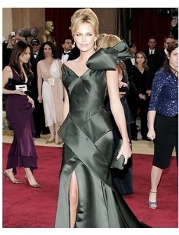 78th Annual Academy Awards Red Carpet Photos:  Charlize Theron